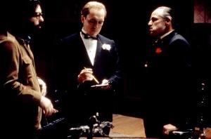 Francis Ford Coppola, Robert Duvall, Marlon Brando