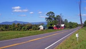 Catskills road