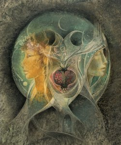 """Persephone and Demeter"" by Susan Seddon-Boulet"