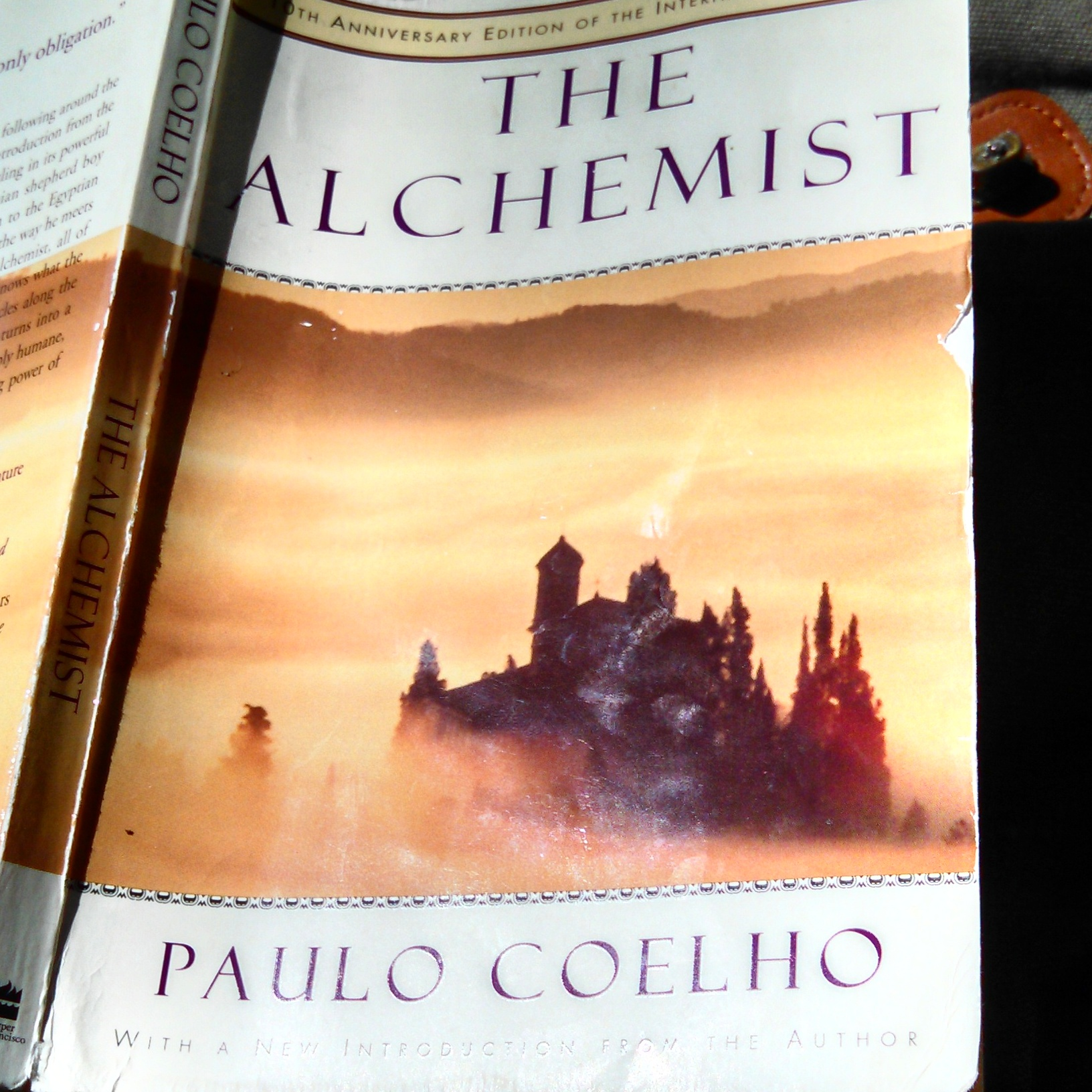 women riding bitch my tattered copy of the alchemist by paulo coelho