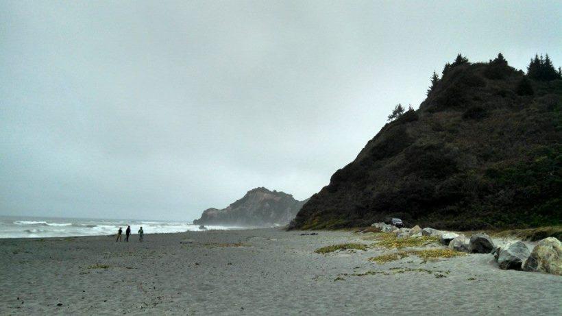 Beach north of Eureka2