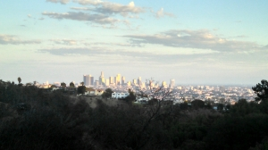 Los Angeles (view from Griffith Park)