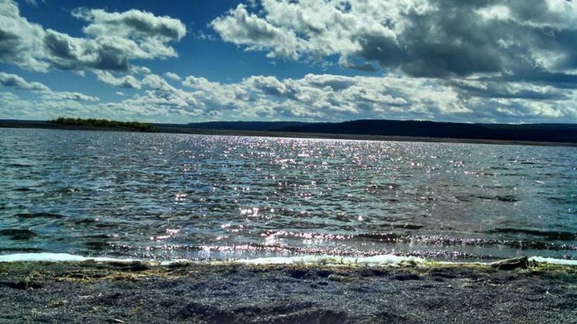 Lake at Yellowstone