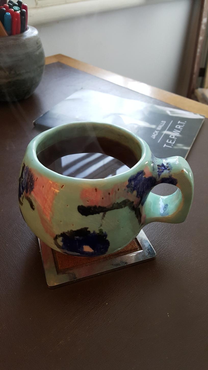 mug made by my mom